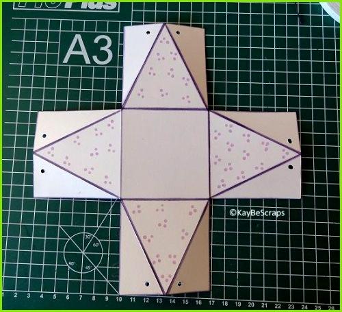 Anleitungen Geschenke Verpackungen Karten Basteln Boxen Schachteln Vorlagen Tutorials Workshops Schokolade Schoki Schokolade verpacken