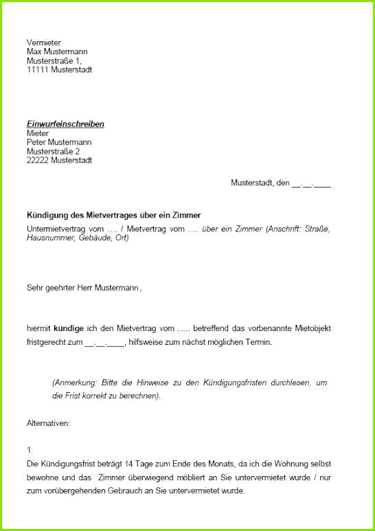 Kündigung Minijob Vorlage Pdf Beispiel Schön Kündigung Bankkonto Vorlage