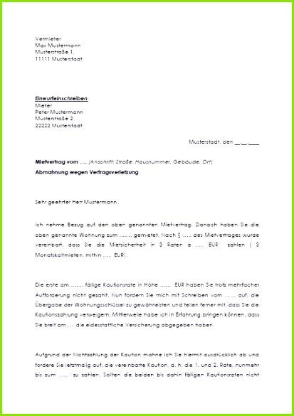 Kündigung Mietvertrag Vermieter Vorlage Pdf Inspirierende Kündigung Für Arbeitnehmer