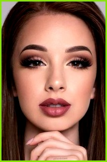 Make up 2018 Winter Themed Gesicht Makeup Looks & Ideen 2018 15 Winter … Make up Geheimnisse