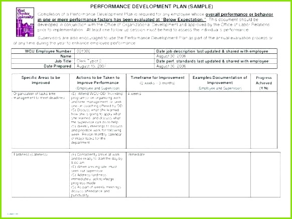 Management Review Vorlage Employee Performance Review Template Pdf