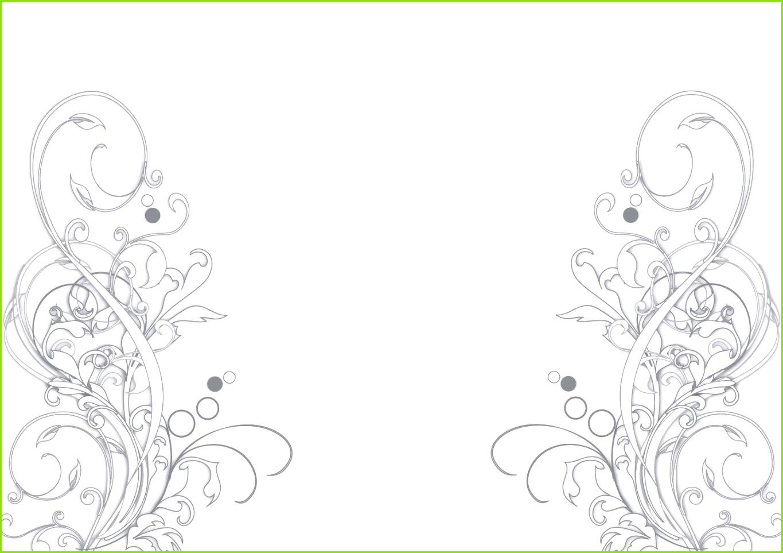 Florale Ornamente Vorlagen Kostenlos Mit Für Menükarten 18 Und Men