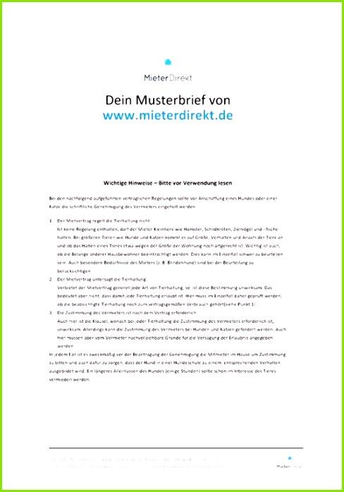 Report as inappropriate Antrag Genehmigung Haustier Hund Mietpreiserhohung Vorlage