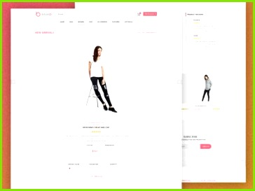 Web Layout Layout Design Web Ui Design Product Page Don t