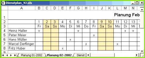 Dokumentationsvorlage Monats nstplan Excel Vorlage Best Dienstplan Excel Vorlage