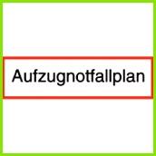 Notfallplan für Aufzüge ab Juni 2016 Pflicht – Aufzugnotfallplan Vorlage