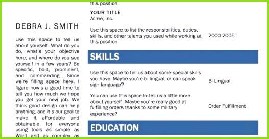Microsoft Word Resume Free New Microsoft Word Resume Templates Free New I Pinimg 736x 0d 63