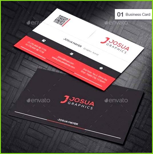 Corporate Business Card Bundle 02