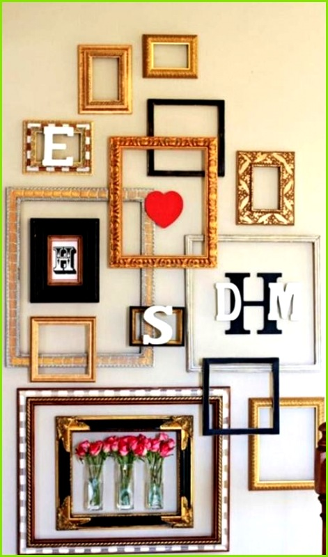 Picture Frame Design Ideas New Diy Picture Frame Ideas Beautiful Ideas Polaroid Template 0d