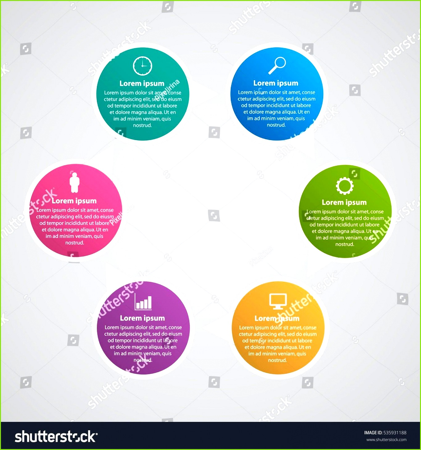 Bp Infographic – ¢‹†…¡ Circle Template 0d Wallpapers 49 Fresh Circle dynamic powerpoint template