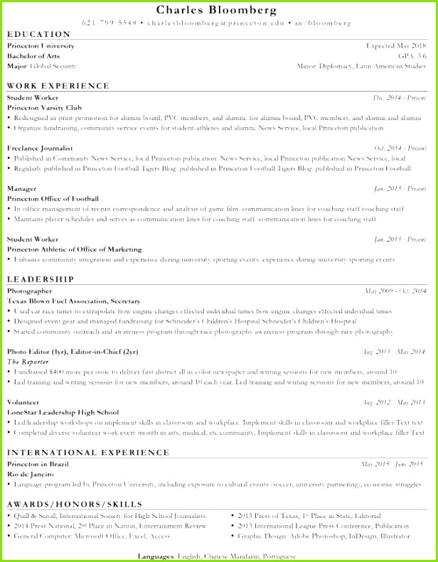 27 top newspaper editorial template design resume templates