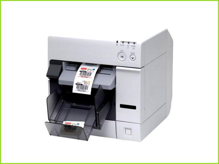 Zu sem digitalen Etiketten Drucker passen folgende Etiketten Finishingsysteme