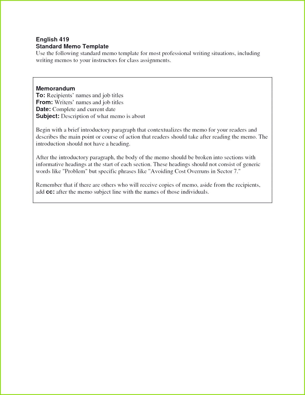 Tolle Unternehmens Memo Vorlage Fotos Entry Level Resume Vorlagen