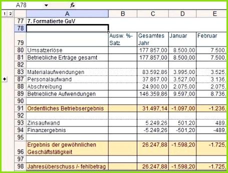 Prüfung Elektrischer Anlagen Prüfprotokoll Excel Guv Vorlage