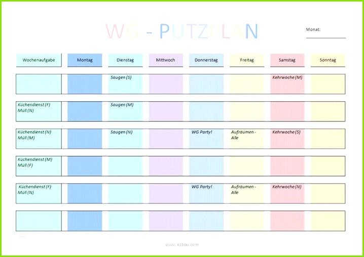 Putzplan Treppenhausreinigung Vorlage Gut Putzplan Vorlage Für