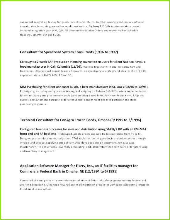 Gallery Samples A Resume Awesome Resume Programs 0d