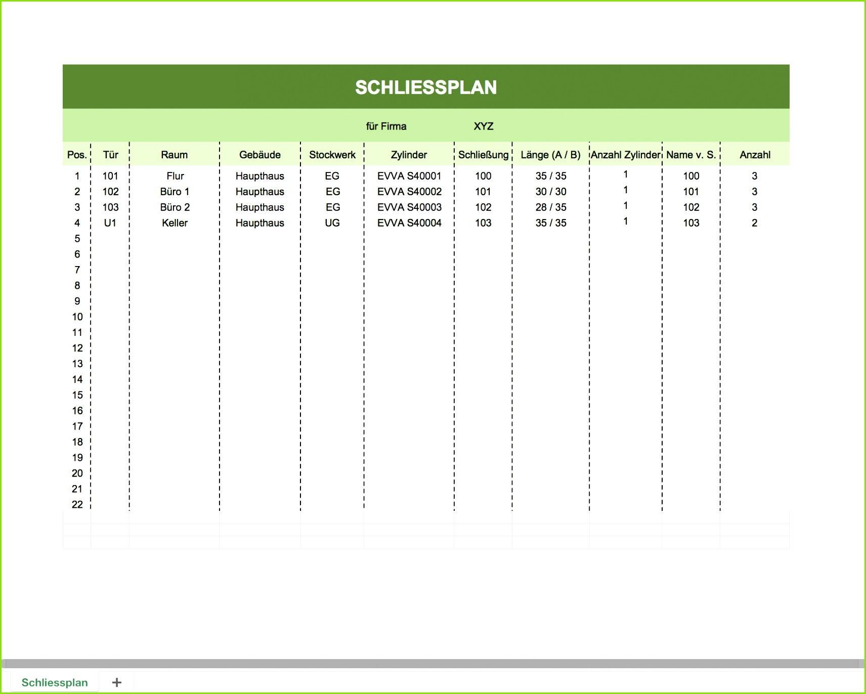 To Do Liste Excel Vorlage Kostenlos Dann Schlüsselliste Und Plan