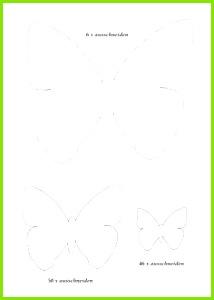 2014 01 24 Butterflies Vorlage Schmetterling Vorlage Basteln Schablone Schmetterling Eulen Basteln Vorlage