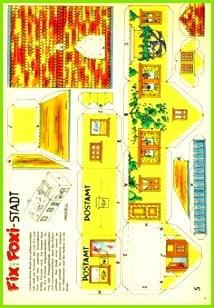 Bastelarbeiten Aus Papier Und Pappe Basteln Mit Papier Papier Falten Druckvorlagen Modellbau