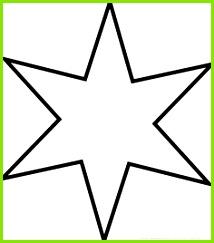 Ausmalbilder Zum Ausdrucken Sterne Modern Stern Vorlage Ausschneiden bestimmt für Stern Malvorlage Ausdrucken Sterne Zum Ausdrucken
