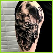 Die 24 besten Bilder von Stier tattoos