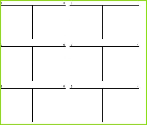 T Konten Kontenblätter Vorlage Muster Beispiel zum kostenlosen Download Excel