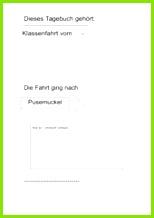 Stundenentwürfe · Arbeitsmaterialien · Lehrershop · Schulplaner · Verlagsmaterialien · Tagebuch für eine Klassenfahrt