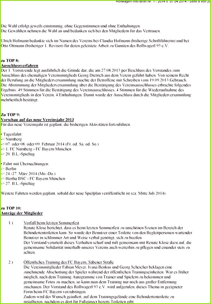 Tatigkeitsbericht Vorlage Verein Schön 1 Rollstuhlfahrerfanclub Der Fußballabteilung Des Fc Bayern Münchengeboue tlf