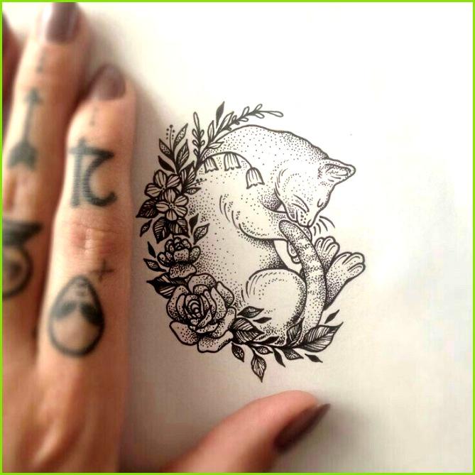 Tattoo Vorlagen Tattoo Zeichnungen Idee Tattoo Zeichnen Tiertattoos Katze Tätowierungen