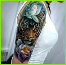 e of the very few tiger tattoos that I like Löwin Tattoo Idee Tattoo