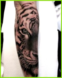 100 Tiger Tattoo Designs For Men King Beasts And Jungle