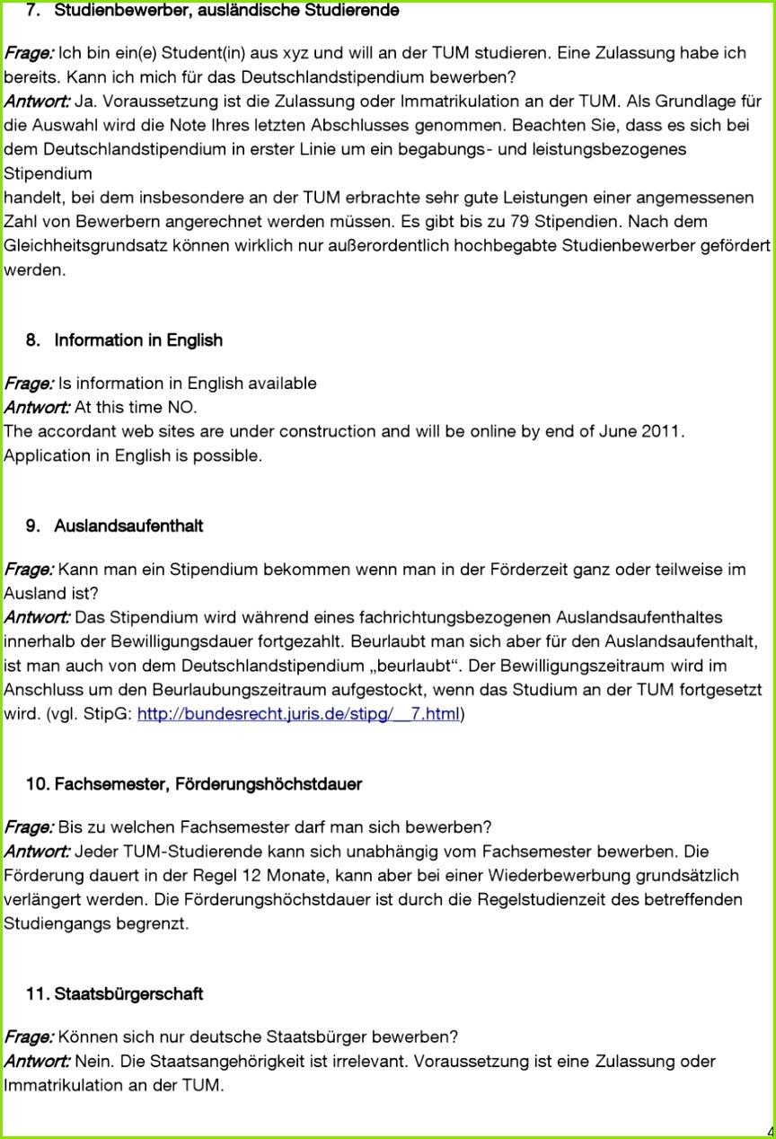 Deutschlandstipendium sympathisch tum bewerbung zulassung faq deutschlandstipendium an Tabellarischer Lebenslauf Deutschlandstipendium