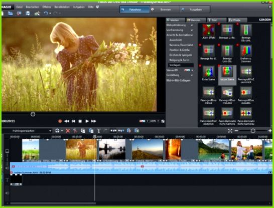 Here I ll show you how to apply the Musical Editing Adjustment in MAGIX Story on DVD MX deluxe in three easy steps