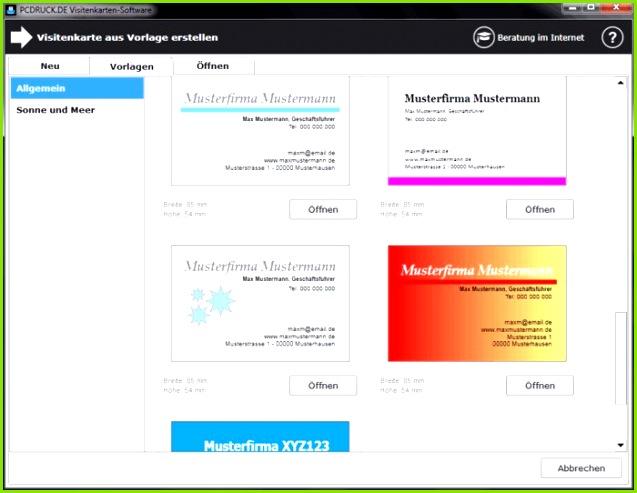 Eigene Designs Erstellen Wohnideen Infoleadbi Visitenkarten Selbst Gestalten Und Ausdrucken