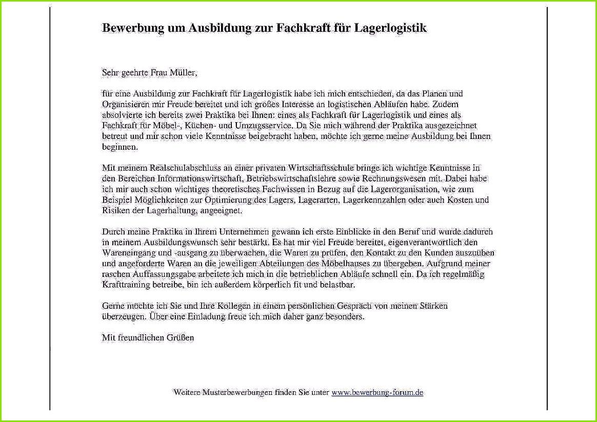 Vorladung Polizei Schriftlich Absagen Vorlage Erstaunliche Bewerbung Als Fachkraft Für Lagerlogistik Bewerbungsforum