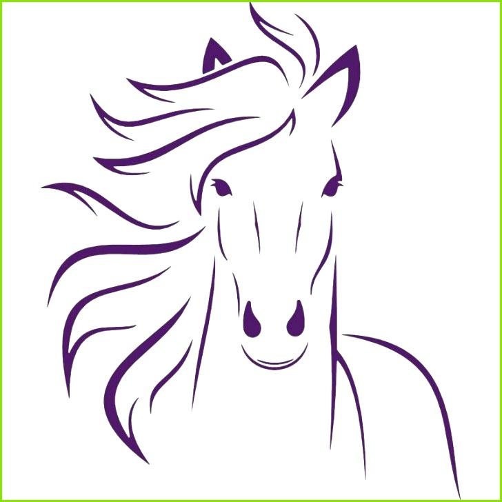 25 Süß Pferdekopf Zum Ausmalen Galerie