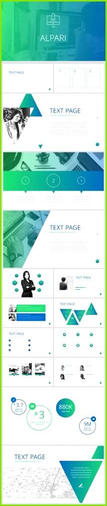"šŒì'¬ 소개서에 쓰면 좋을 PPT …œ""Œë¦¿ Free PowerPoint Template For Corporate Introduction"