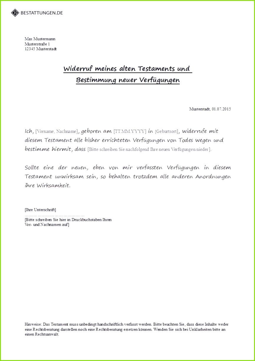 Wertvoll Muss Lebenslauf Handschriftlich Sein Testament Schreiben Handschriftlich Muster Muster Vorlage