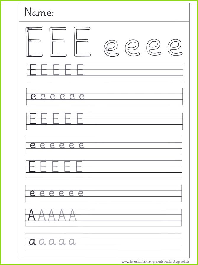kreatives Material für Grundschule Schreiben LernenLesenArbeitsblätter
