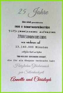 Geldgeschenke Druck Silberhochzeit ein Designerstück von textatelier bei DaWanda Hochzeitstag Sprüche Sprüche Hochzeit