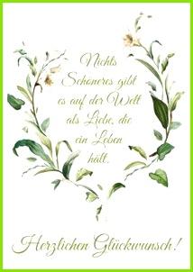 Hochzeitssprüche ♥ 20 kostenlose Sprüche en und teilen ♥ romantische hochzeitsgruesse vorlagen zum ausdrucken