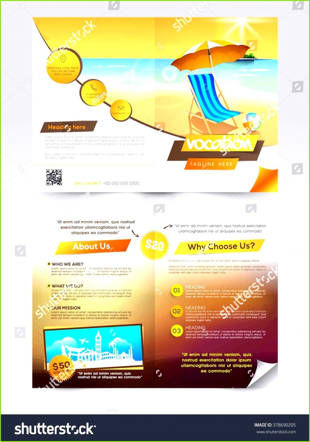 Brochure Templates Best Cool Brochure Design Templates Inspirational Brochure Template 0d