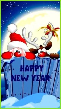 🎉Happy New Year Silvester Bilder Feiertag Adventszeit Weihnachtszeit Grüße Zu Weihnachten