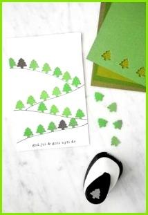 Weihnachtskarten basteln einfacher als Sie denken