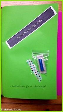 Inspirationen für dein Wenn Buch von Manuela