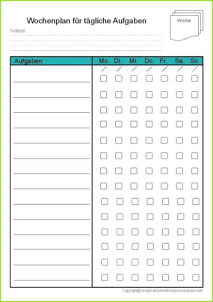 Todoliste Vorlage Druckvorlage Tagesplan kostenlos seifert pdf to do liste zeitmanagement ting things done wochenplan tagesplanung Din A4 A5 A6