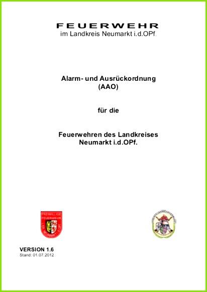 alarm und ausruckeordnung neumarkt freiwillige feuerwehr tfurt