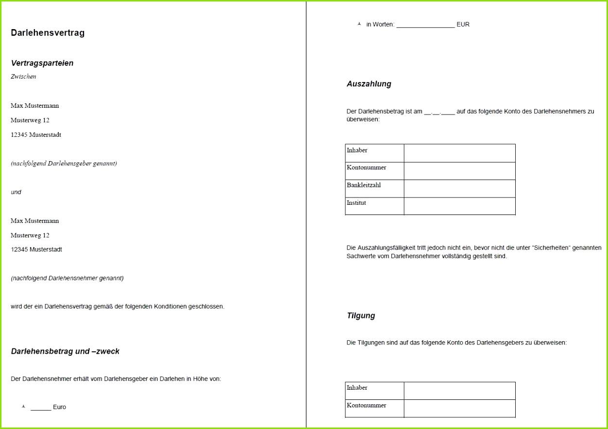 Vorlage Vertrag Privatkredit Neu Privat Geld Verleihen Vertrag Kundenbefragung Fragebogen Der Vorlage Vertrag Privatkredit
