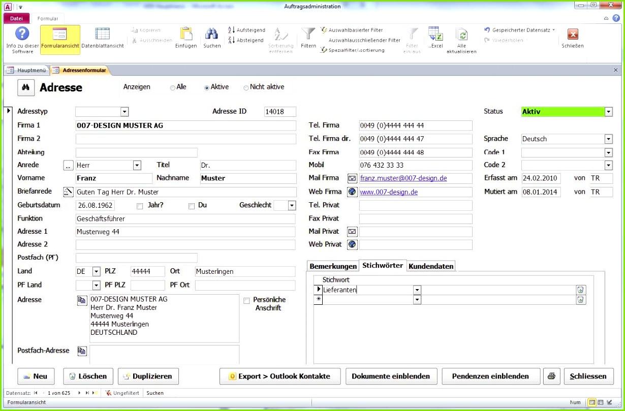Beispiele Von Access Datenbanken Access Software Und Access Tools Innerhalb Stunning Access Datenbank Vorlagen