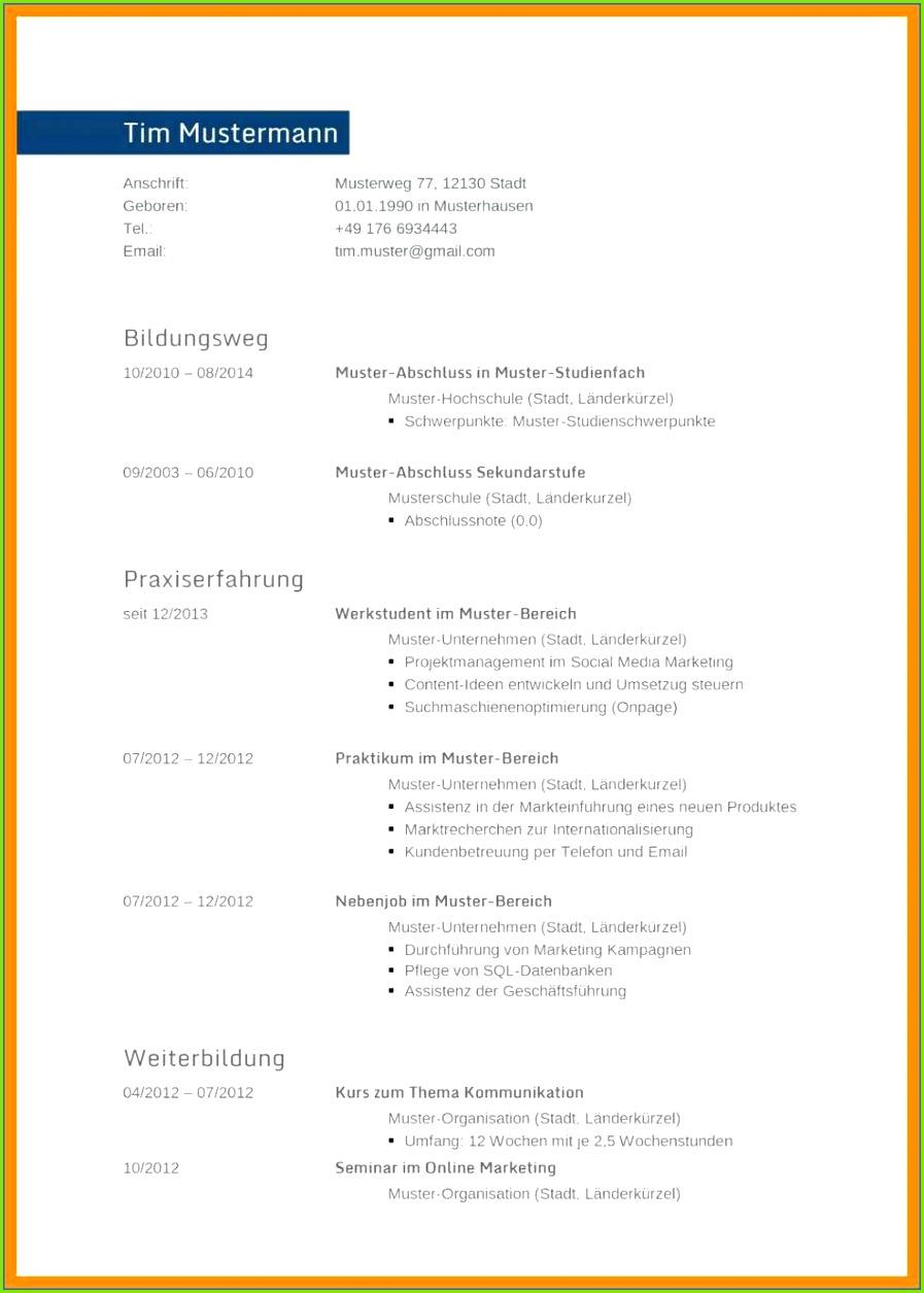 pdf vorlage lebenslauf admirably 18 lebenslauf pdf vorlage of pdf vorlage lebenslauf